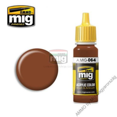A.MIG-0064 EARTH BROWN