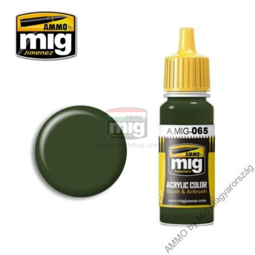 A.MIG-0065 FOREST GREEN makett festék
