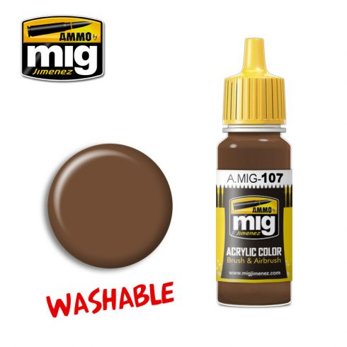 A.MIG-0107 WASHABLE EARTH