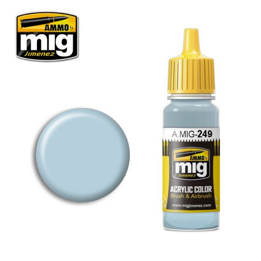 A.MIG-0249 LIGHT BLUE  makett festék