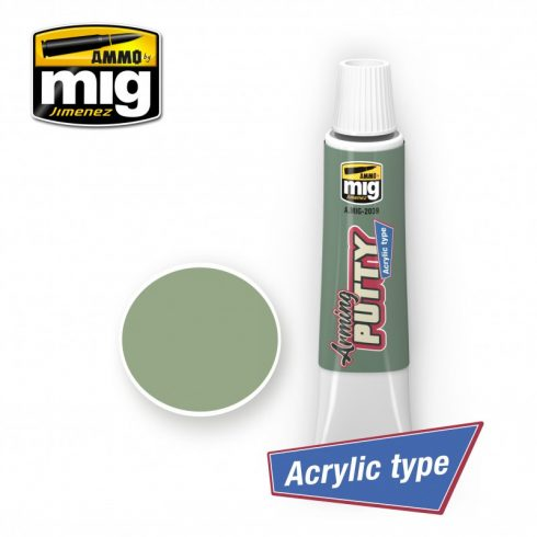 A.MIG-2039 ARMING PUTTY. ACRYLIC TYPE