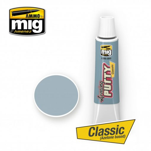 A.MIG-2040 ARMING PUTTY. CLASSIC