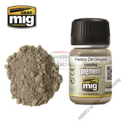 A.MIG-3030 FACTORY DIRT GROUND pigment