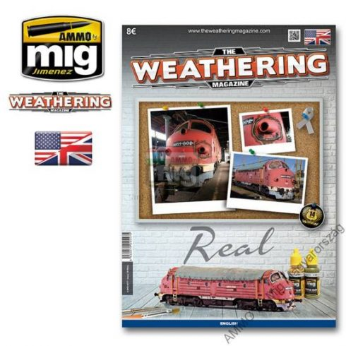 A.MIG-4517 THE WEATHERING MAGAZINE (ENGLISH) TWM ISSUE 18 - REAL (ENGLISH)
