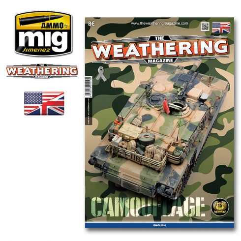 A.MIG-4519 Issue 20. CAMOUFLAGE ENGLISH