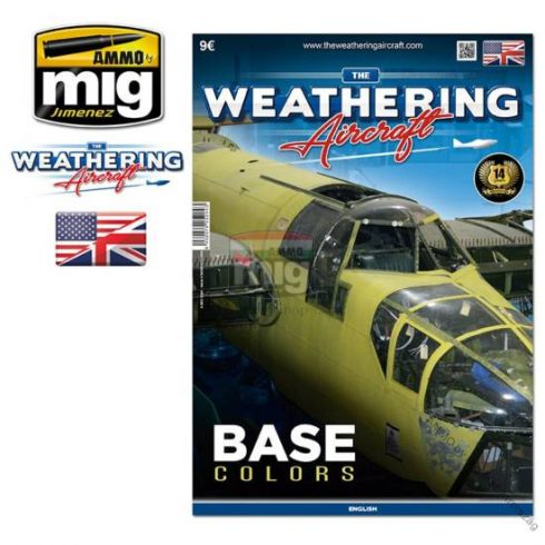 A.MIG-5204 TWA ISSUE 4 BASE COLORS (ENGLISH) - Alapszín (Angol nyelvű) - The Weathering Aircraft