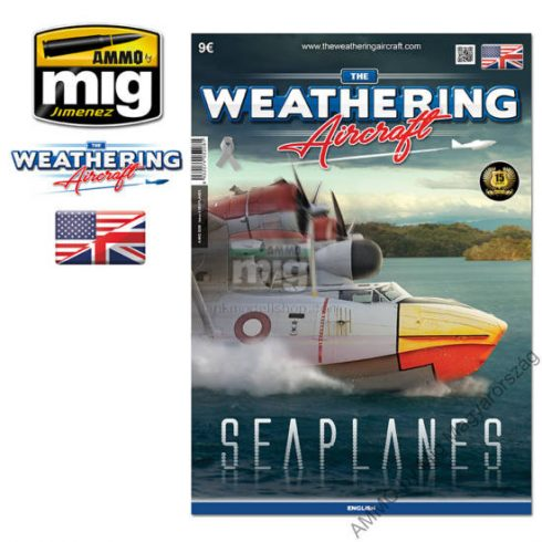 A.MIG-5208 TWA ISSUE 8 SEAPLANES (ENGLISH) - (Angol nyelvű) - The Weathering Aircraft