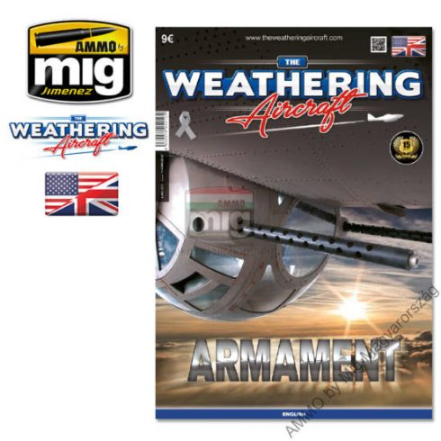 A.MIG-5210 TWA ISSUE 10 ARMAMENT (ENGLISH) - (Angol nyelvű) - The Weathering Aircraft