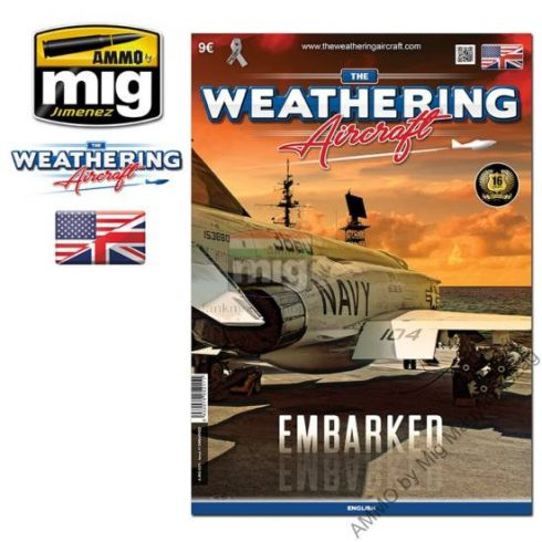 A.MIG-5211 TWA Issue 11 - EMBARKED (English) - (Angol nyelvű) - The Weathering Aircraft