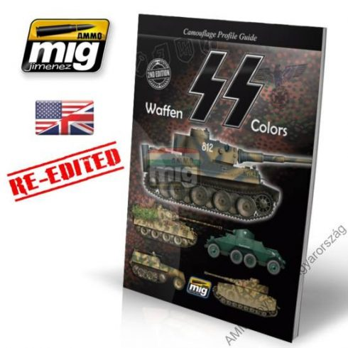 A.MIG-6001 Waffen SS CAMOUFLAGE GUIDE
