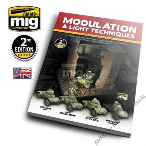 A.MIG-6005 MODULATION AND LIGHT TECHNIQUES (English Version) 2nd Edition