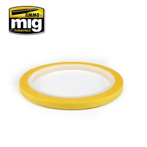 A.MIG-8039 MASKING TAPE #2 (6mm X 25M)