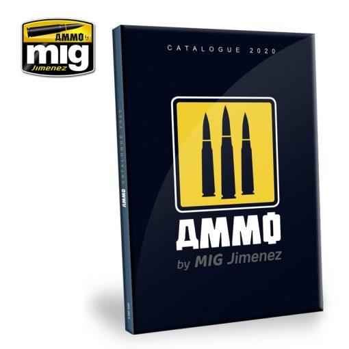 AMIG8300 AMMO CATALOGUE with Step-by-Step (Winter 2020)