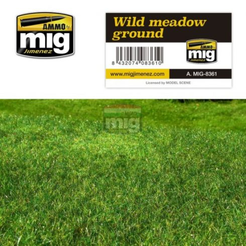 A.MIG-8361 Vad Mezei Talaj - WILD MEADOW GROUND