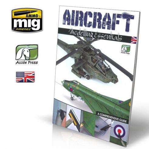 A.MIG-EURO-0014 AIRCRAFT MODELLING ESSENTIALS (ENGLISH)