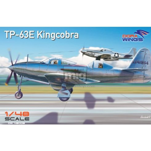 DORAW48003 Bell TP-63E Kingcobra (Two seat)