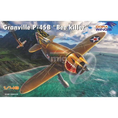 "DORAW48010 Granville P-45B ""Bee Killer"" (What if..?)"