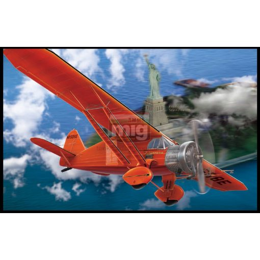 "DORAW72001 Bellanca CH/J-300 ""Record flights"" makett"