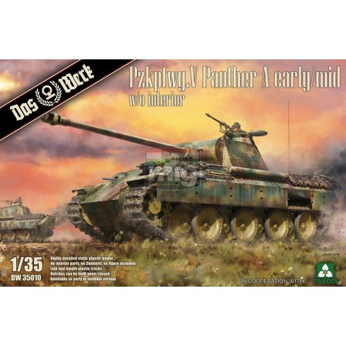 DW35010 Pzkpfwg. V Panther A early/mid