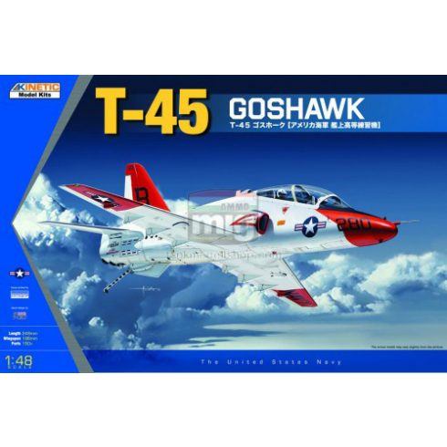 KINETIC 48038 1/48 T-45A/C GOSHAWK