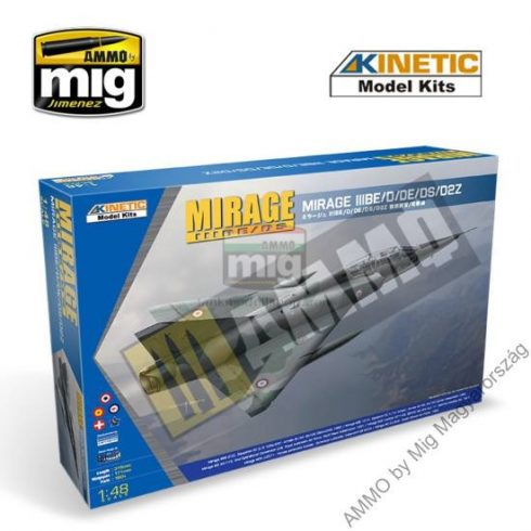 KINETIC 48054 MIRAGE IIIBE/D/DS