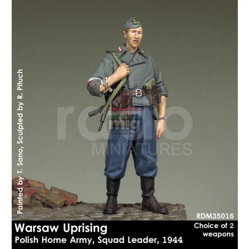 RDM35016 Home Army Squad Leader, 1944