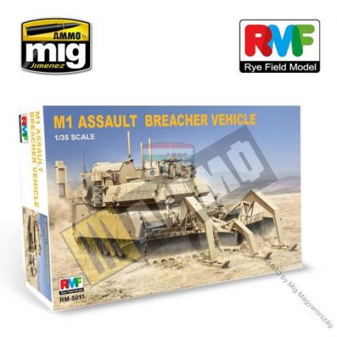 RFM5011 1/35 M1 ASSAULT BREACHER VEHICLE