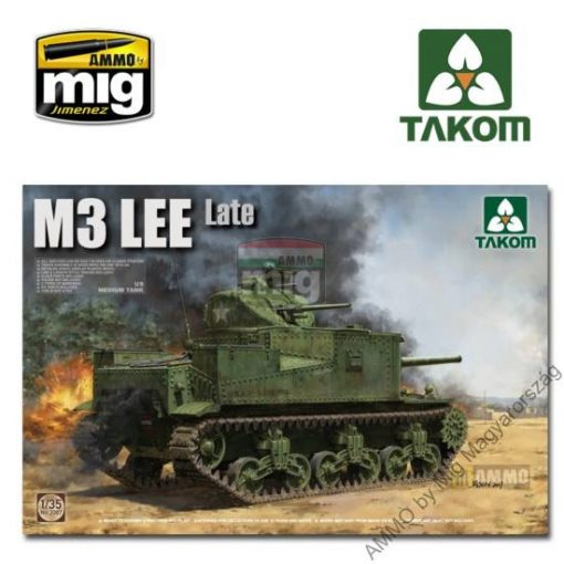 TAKO2087 1/35 US Medium Tank M3 Lee Late
