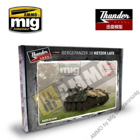 TM35100 1/35 Bergehetzer Late Special Edition